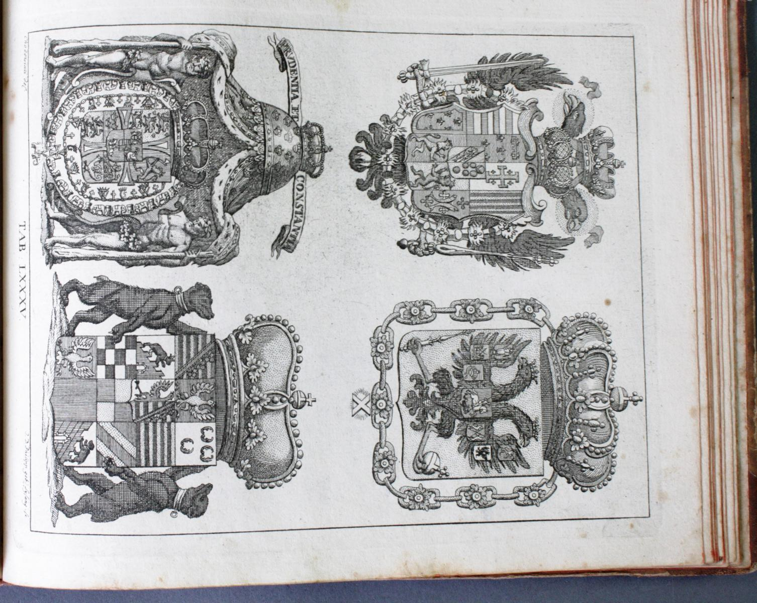 Johann Bernhard Basedow, Kupfersammlung zum Elementarwerk, 1774-10