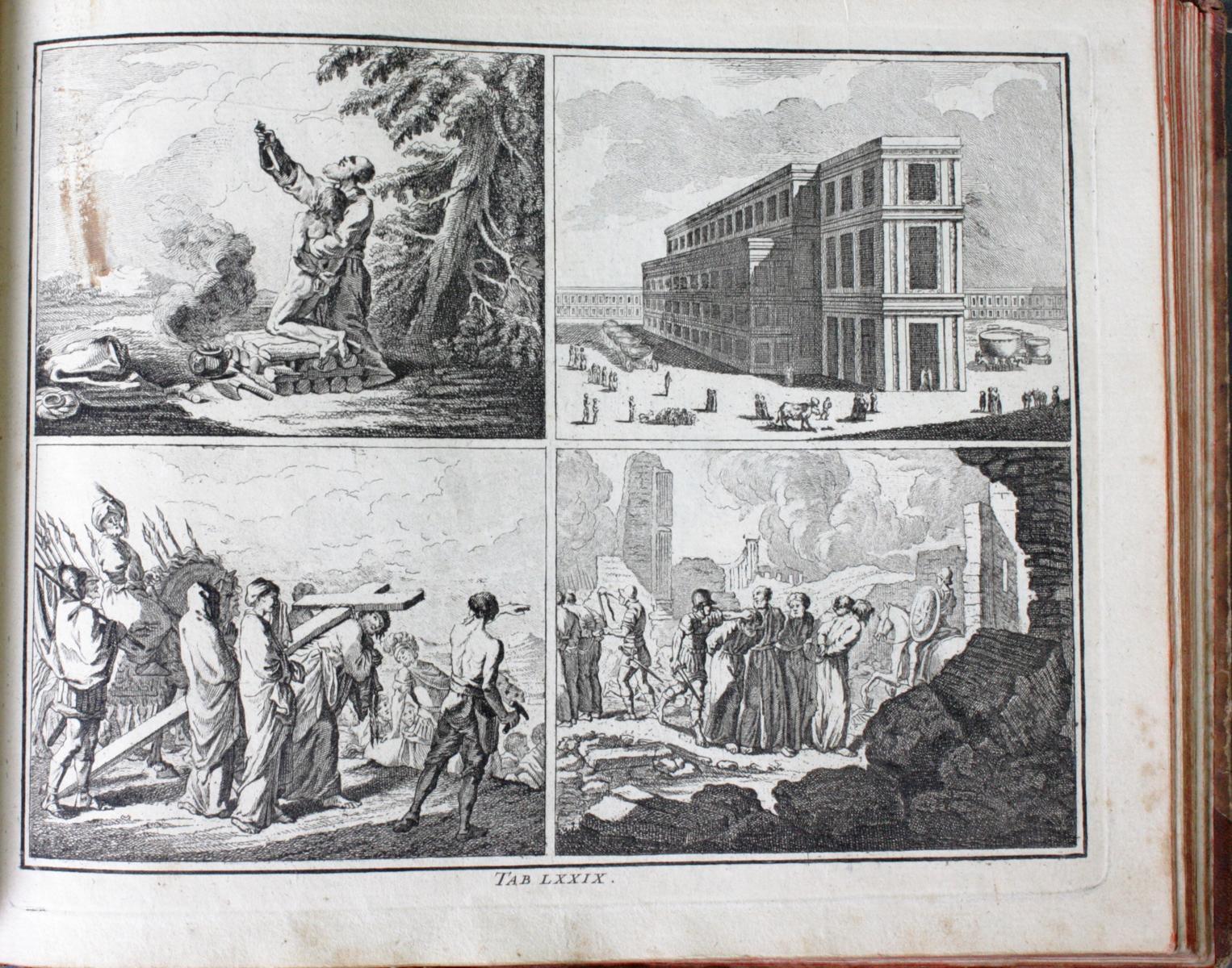 Johann Bernhard Basedow, Kupfersammlung zum Elementarwerk, 1774-11