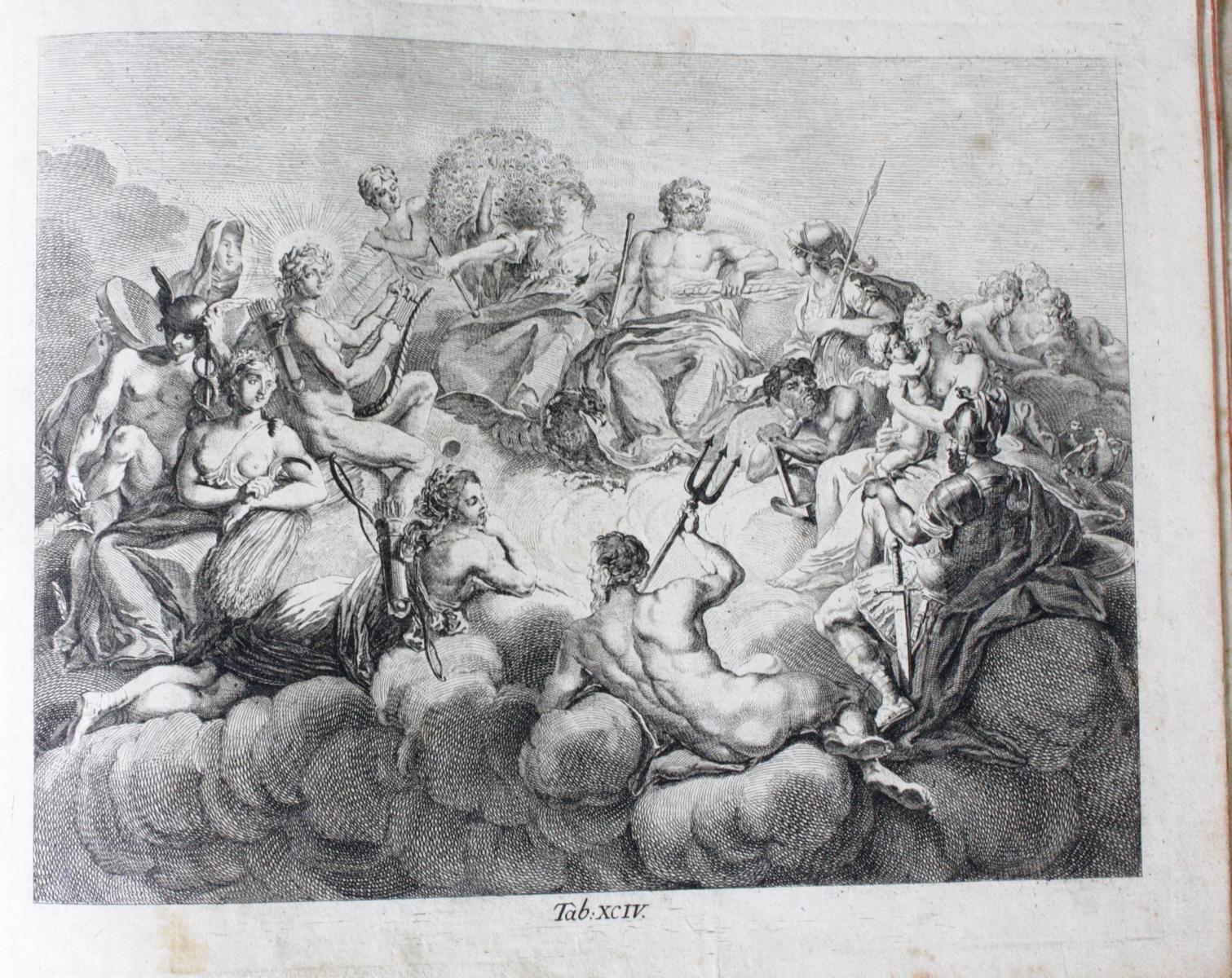 Johann Bernhard Basedow, Kupfersammlung zum Elementarwerk, 1774-12