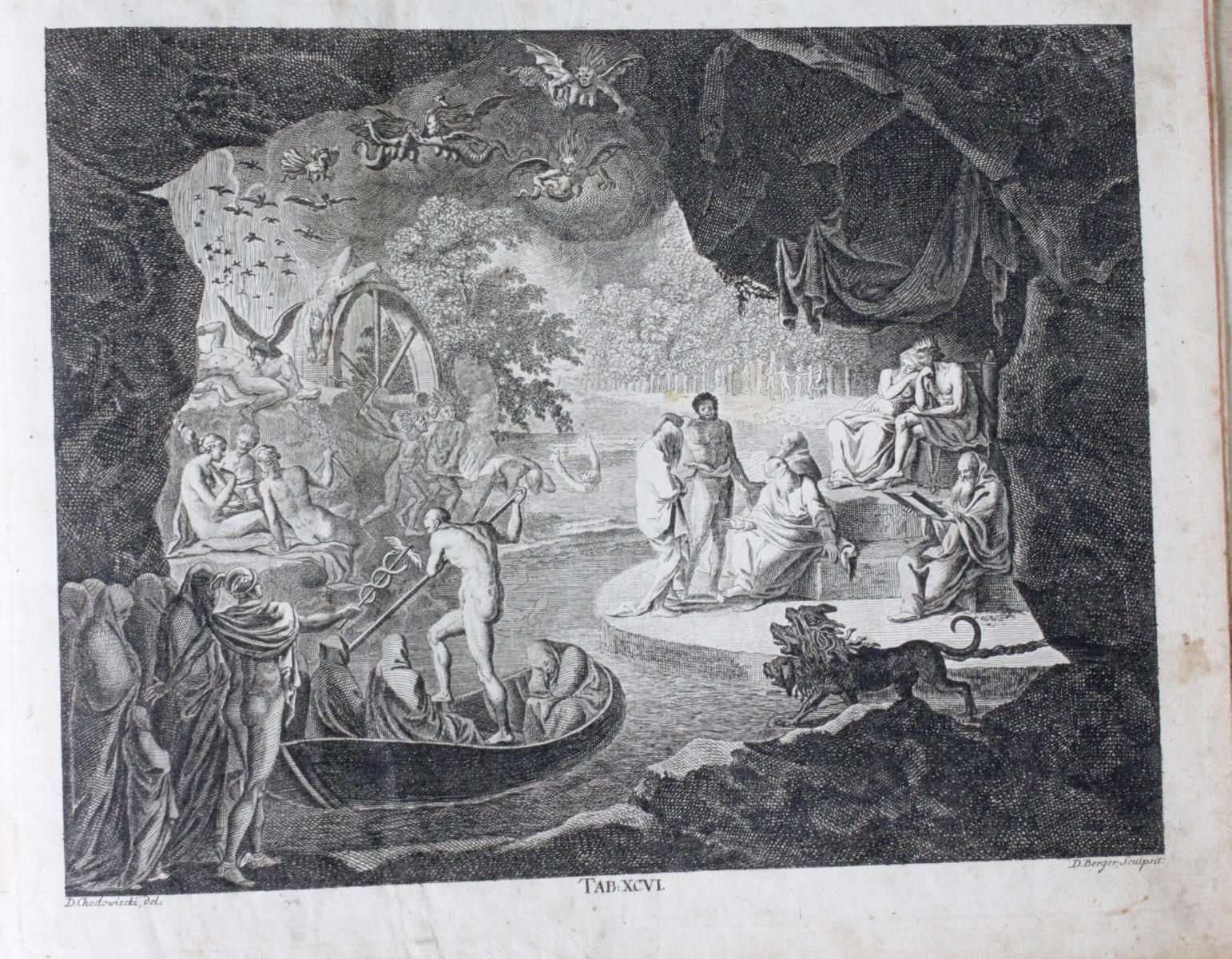 Johann Bernhard Basedow, Kupfersammlung zum Elementarwerk, 1774-13
