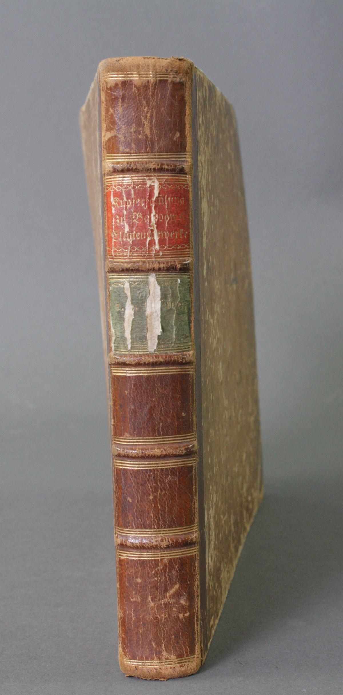 Johann Bernhard Basedow, Kupfersammlung zum Elementarwerk, 1774-14