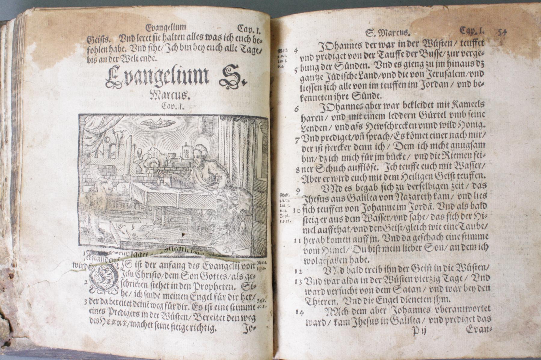 2 Bibeln 17. und 19. Jahrhundert-6