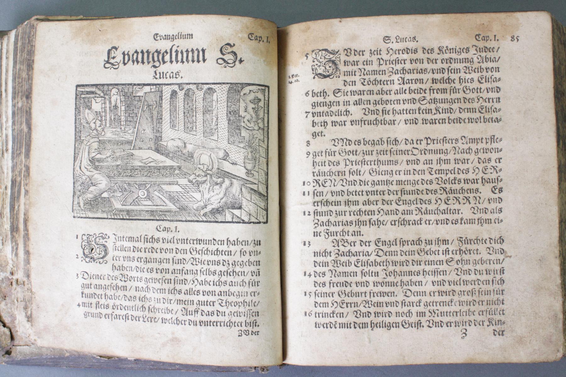 2 Bibeln 17. und 19. Jahrhundert-7