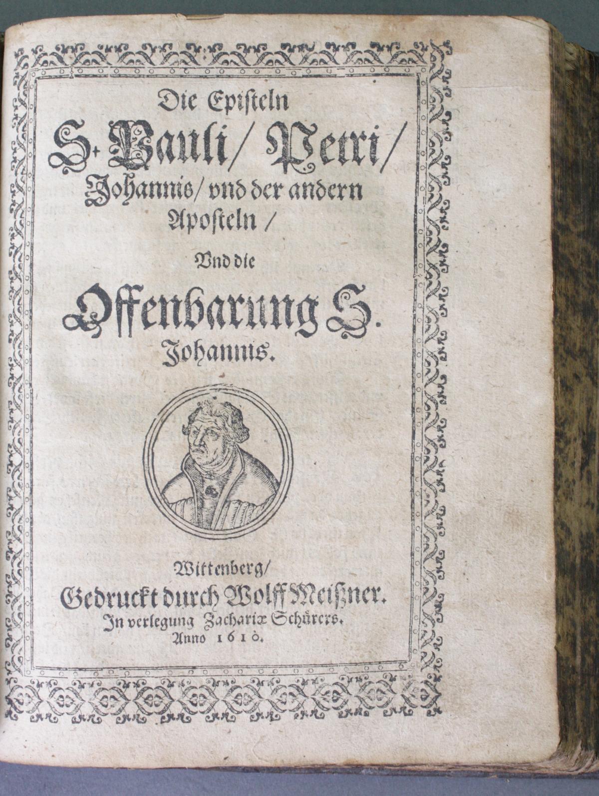 2 Bibeln 17. und 19. Jahrhundert-8