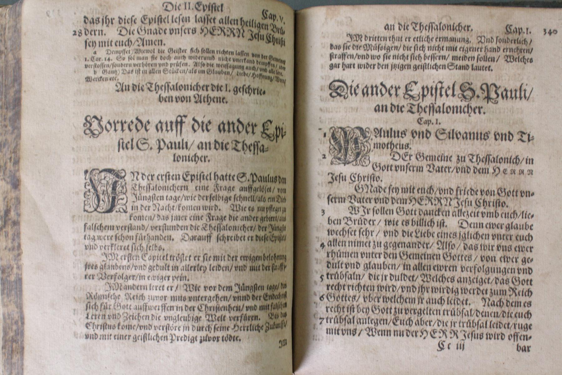 2 Bibeln 17. und 19. Jahrhundert-10