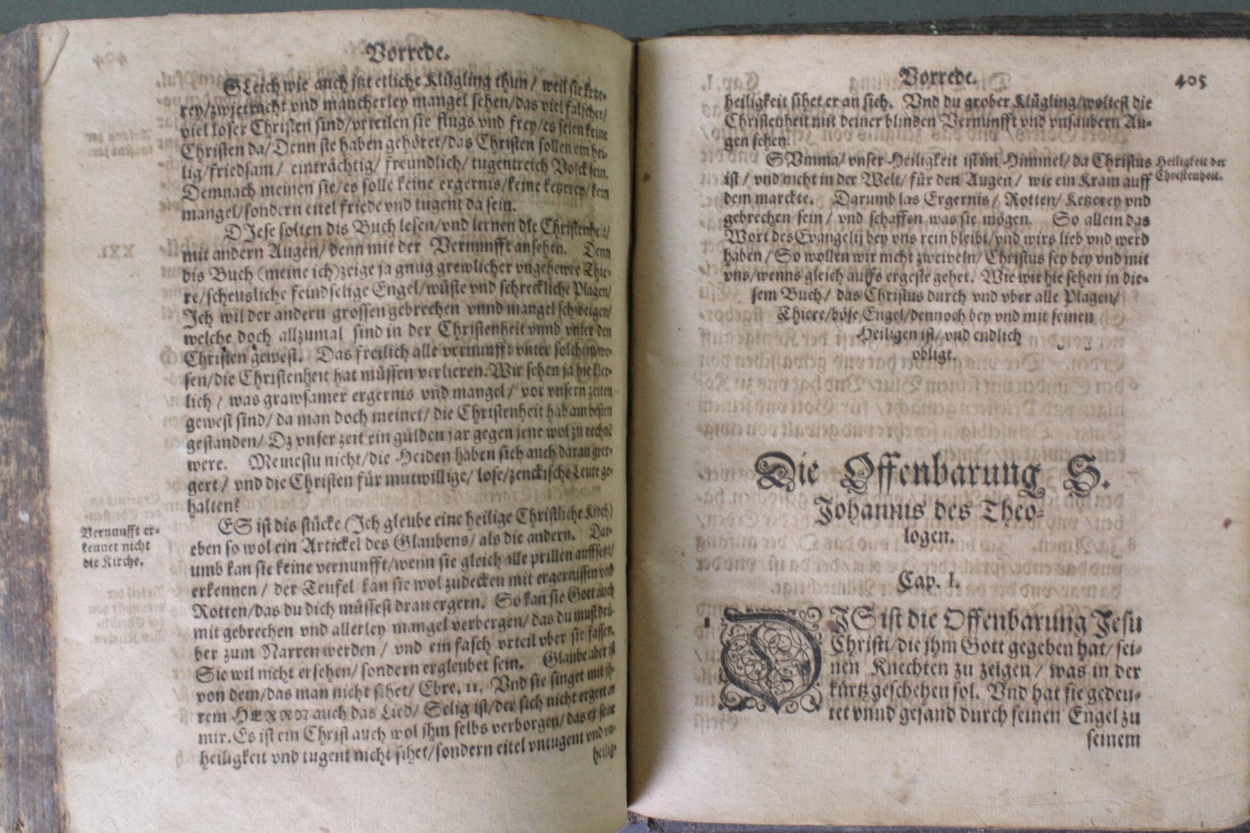 2 Bibeln 17. und 19. Jahrhundert-13