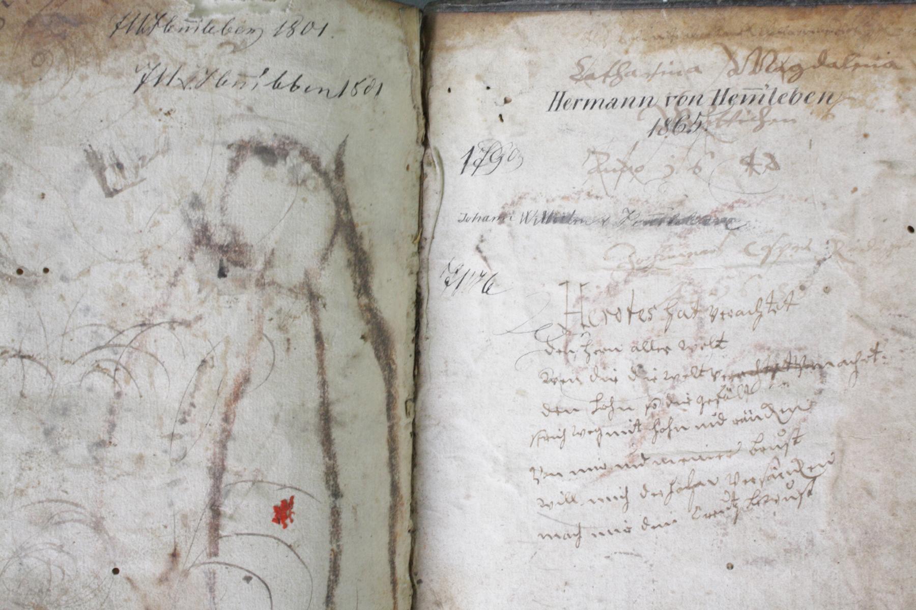 2 Bibeln 17. und 19. Jahrhundert-17
