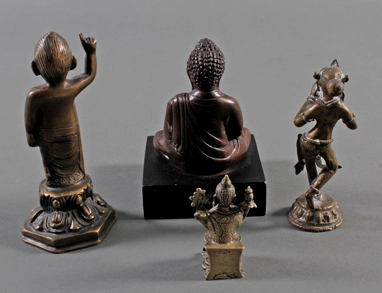 Konvolut von 4 Skulpturen-2